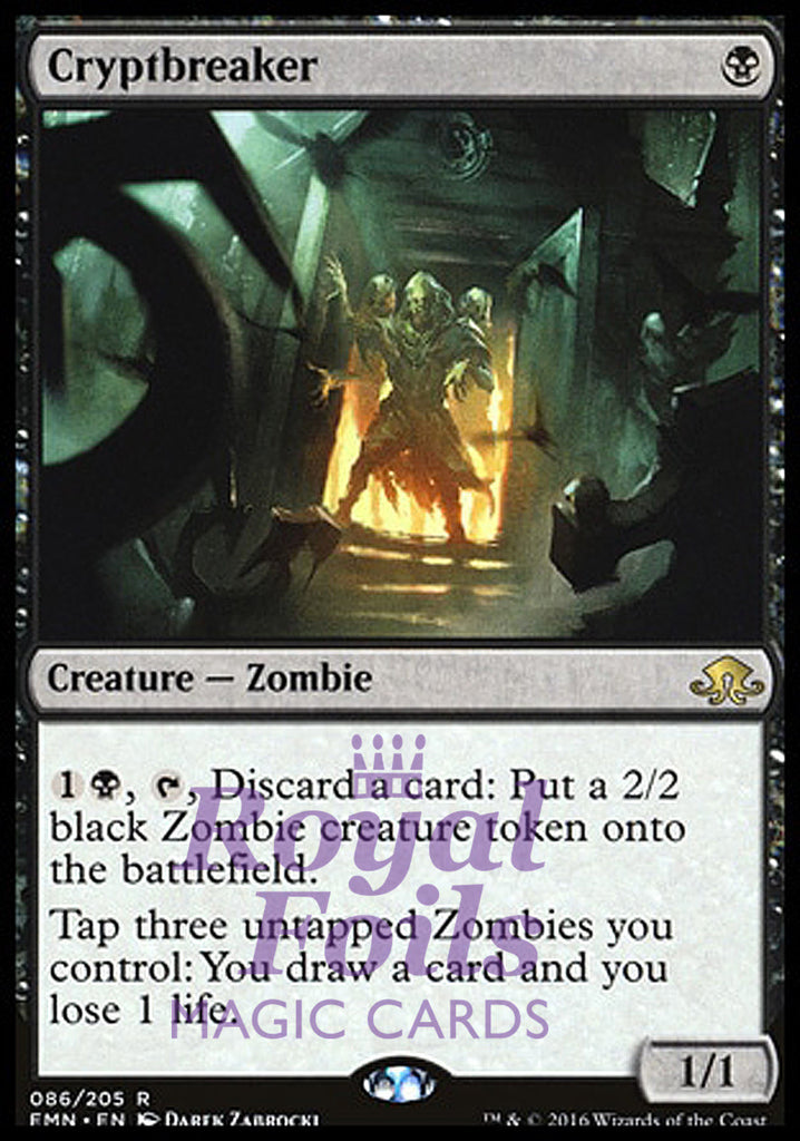 FOIL COAX FROM THE BLIND ETERNITIES Eldritch Moon EMN Magic MTG MINT CARD