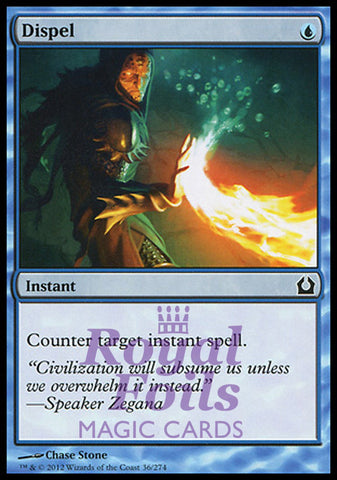 **1x FOIL Dispel** RTR MTG Return to Ravnica Common MINT blue