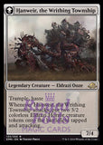 **1x FOIL Hanweir Battlements** EMN MTG Eldritch Moon Rare MINT land