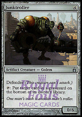**1x FOIL Junktroller** RAV MTG Ravnica Uncommon MINT artifact