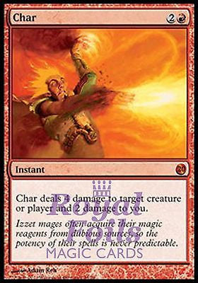 **2x FOIL Char** MTG FTV From the Vault Twenty 20 MINT red