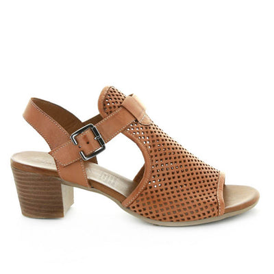 Lyra | Tan | LE SANSA | Heels Womens Shoes Online