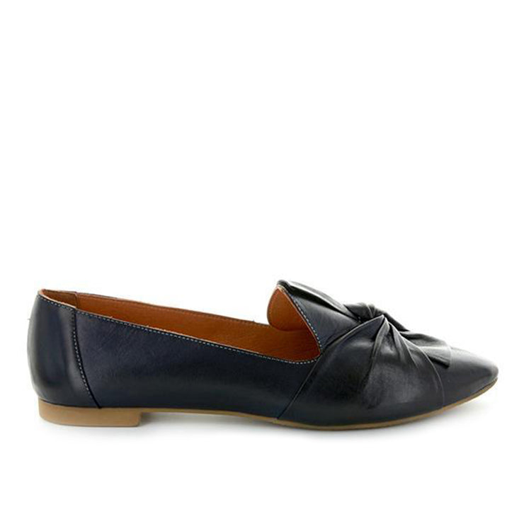 Rosario | Navy | LE SANSA | Flats,slip|ons Womens Shoes Online