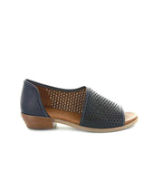 Chloe | Navy | LE SANSA | Slip|ons Womens Shoes Online