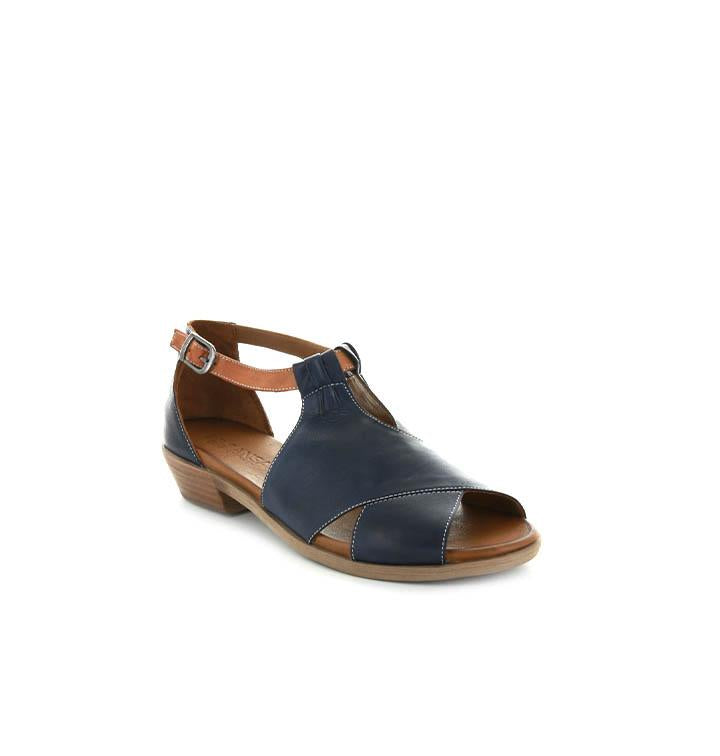 Digby | Navy Tan | LE SANSA | sandals Womens Shoes Online