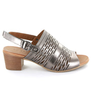 Lawson | Pewter | LE SANSA | LE HEELS Womens Shoes Online