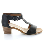 Leonna | Black | LE SANSA | LE HEELS Womens Shoes Online