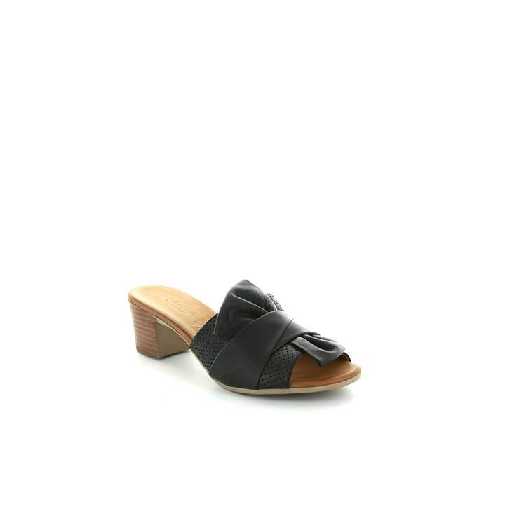 Lismore | Black | LE SANSA | Heels Womens Shoes Online