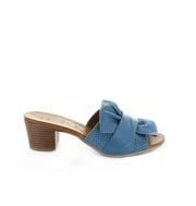 Lismore | Denim | LE SANSA | Heels Womens Shoes Online