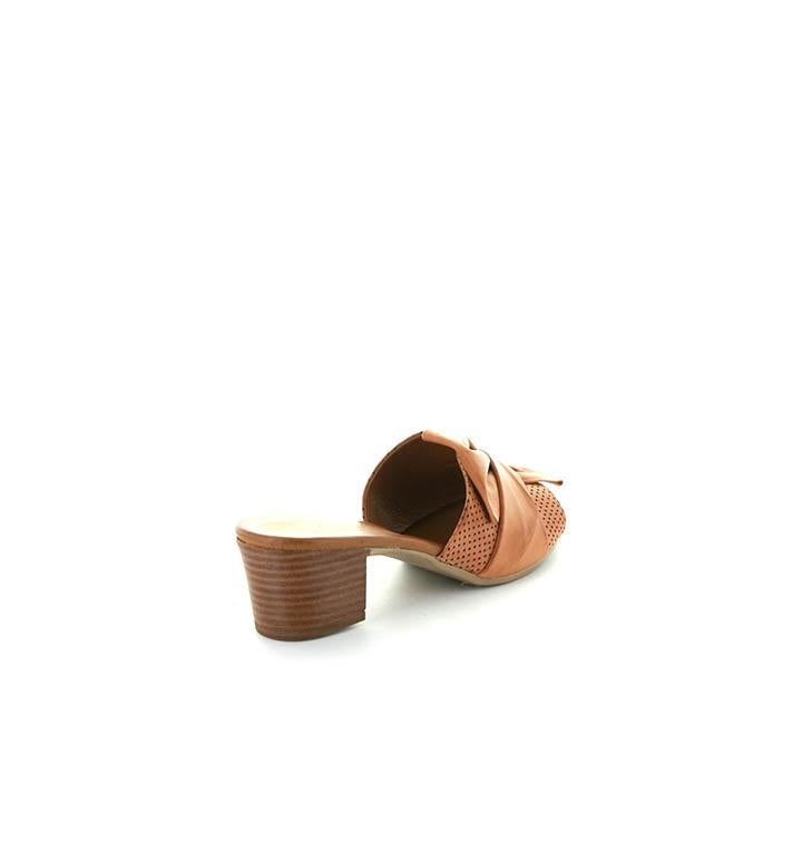 Lismore | Tan | LE SANSA | Heels Womens Shoes Online
