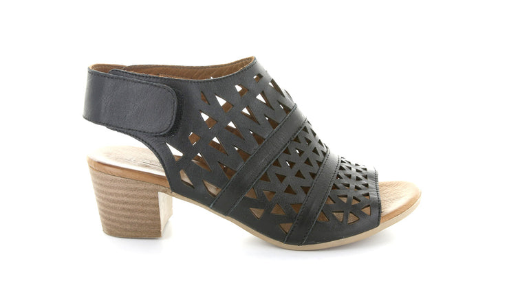 Lora | Black | LE SANSA | LE HEELS Womens Shoes Online