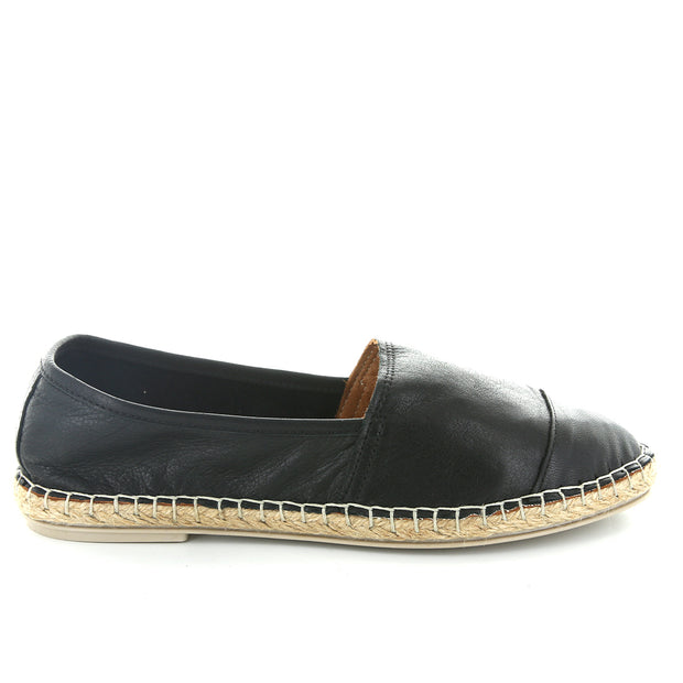 Rope | Black | LE SANSA | LE SLIP|ONS Womens Shoes Online