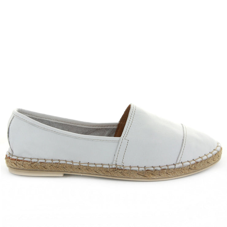 Rope | White | LE SANSA | LE SLIP|ONS Womens Shoes Online