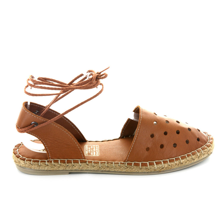 Decor | Tan | LE SANSA | LE FLATS Womens Shoes Online