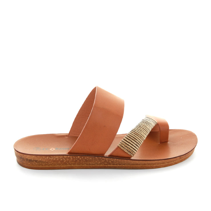 Vicky | Tan | CC Resorts | cc flats Womens Shoes Online