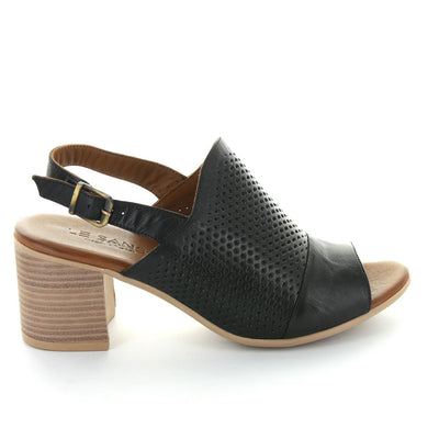 Lorenzo | Black | LE SANSA | LE HEELS Womens Shoes Online