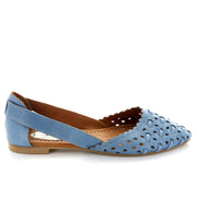 Lotus | Denim | LE SANSA | LE FLATS Womens Shoes Online