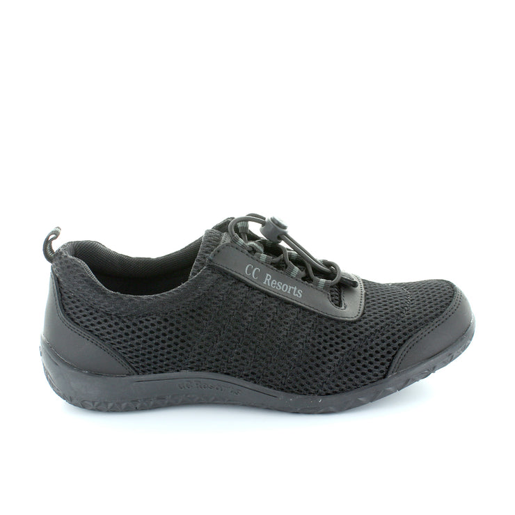 Sandra | Black | CC Resorts | cc casuals Womens Shoes Online