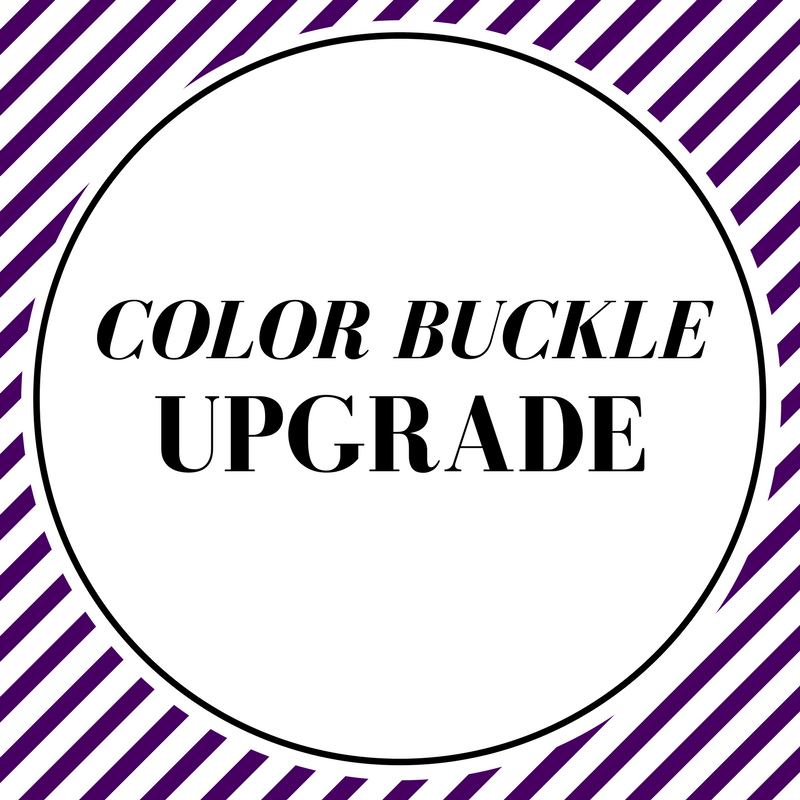 Color Buckle Upgrade - Charlotte's Pet