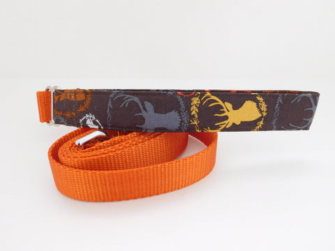 Woodland Animals Dog Leash - Charlotte's Pet