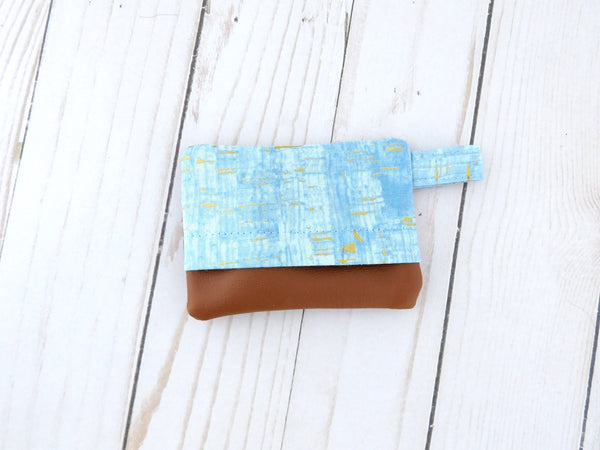Blue Cork Waste Bag Holder - Charlotte's Pet