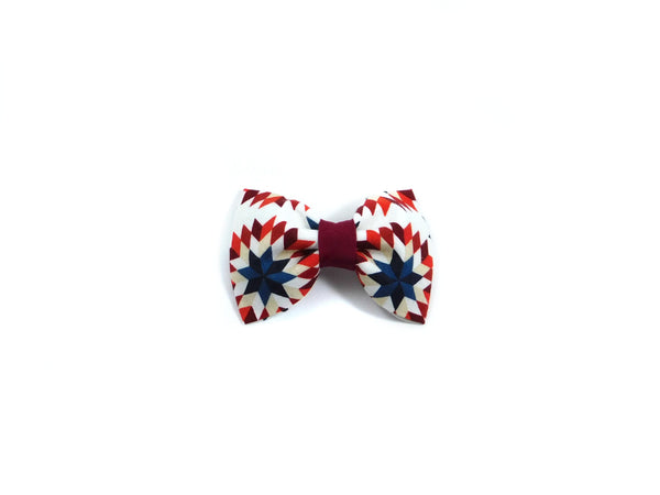 Light Star Bow Tie/ Collar Flower - Charlotte's Pet