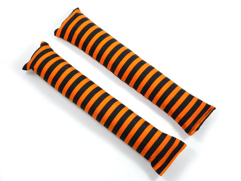 Black and Orange Catnip Kickers - Charlotte's Pet