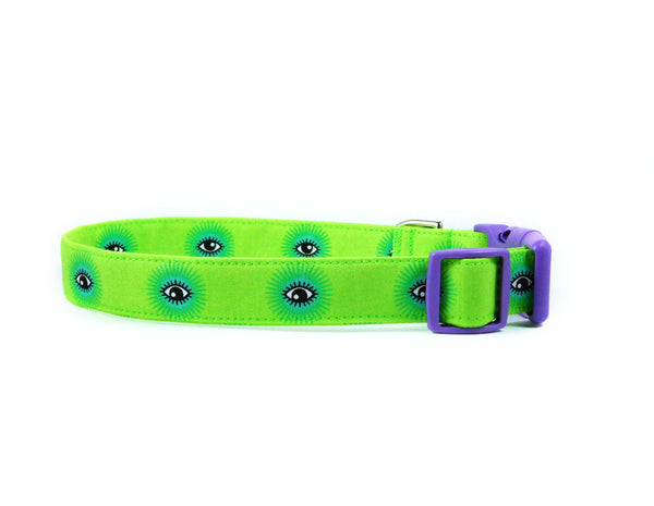 Third Eye Seer Dog Collar/ Cat Collar - Charlotte's Pet