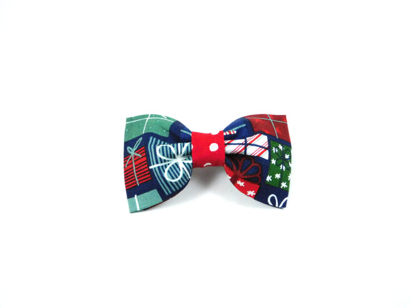 Presents Bow Tie/ Collar Flower - Charlotte's Pet