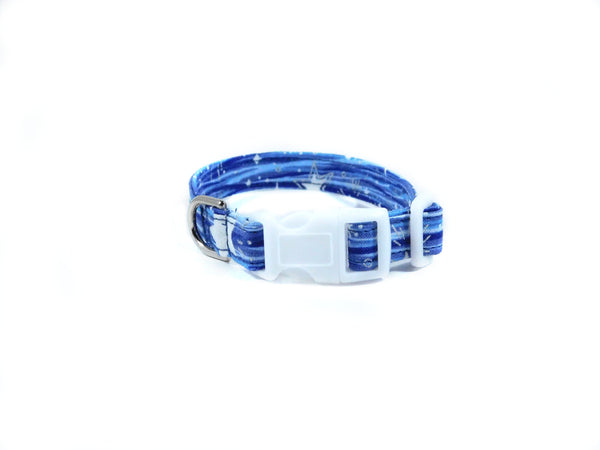 Blizzard Dog Collar/ Cat Collar - Charlotte's Pet