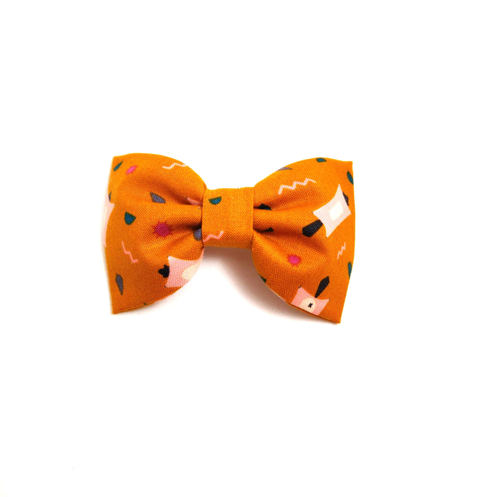Flying Squirrels Collar Flower/Bow Tie
