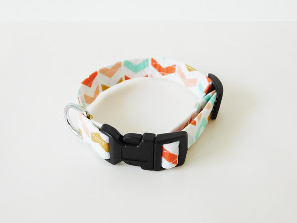 Multi-color Arrow Collar - Charlotte's Pet