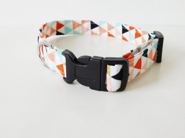 Shimmer Triangle Collar - Charlotte's Pet