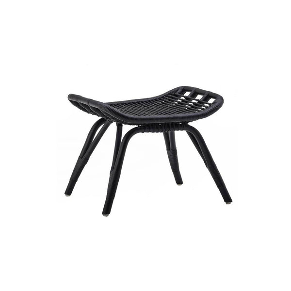 Monet Foot Stool | Black