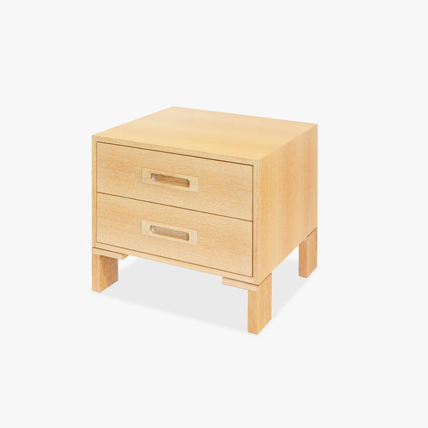 Sto Bedside (2 drawer)