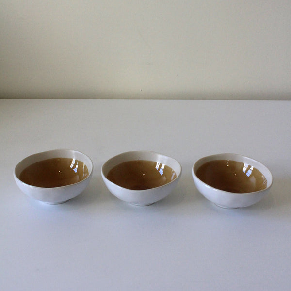 Small Moutarde Bowls