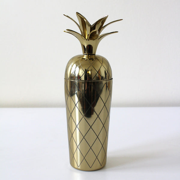 Pineapple Cocktail Shaker