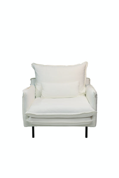 Louis Chair White