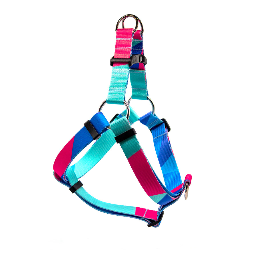 Dog Step In Harness