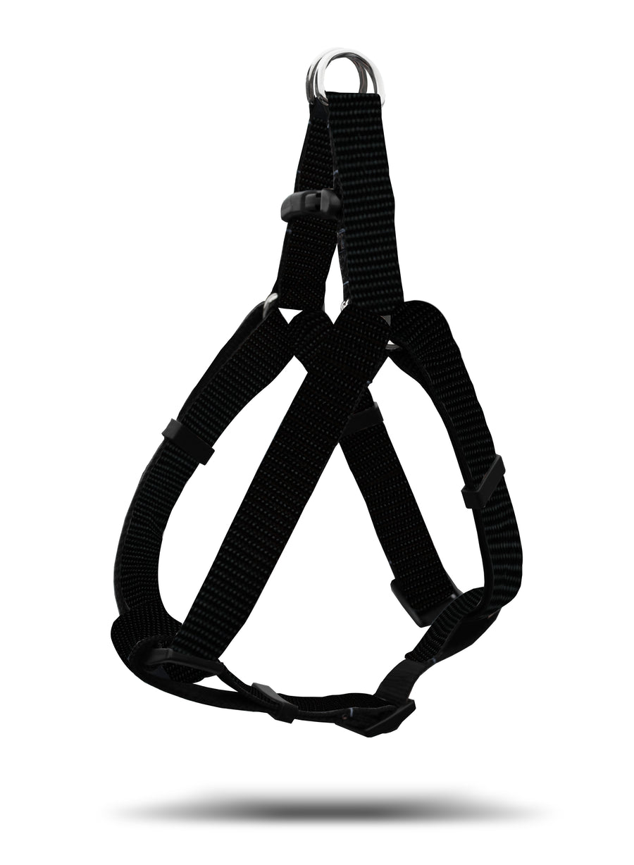 Noir | Step-in Harness