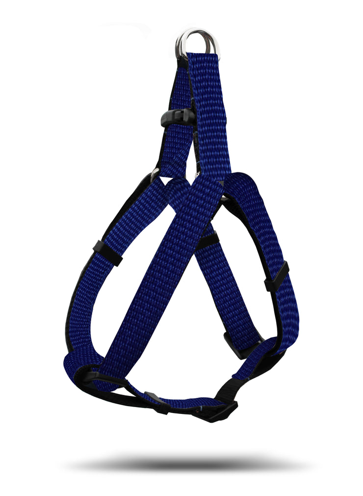 Navy | Step-in Harness