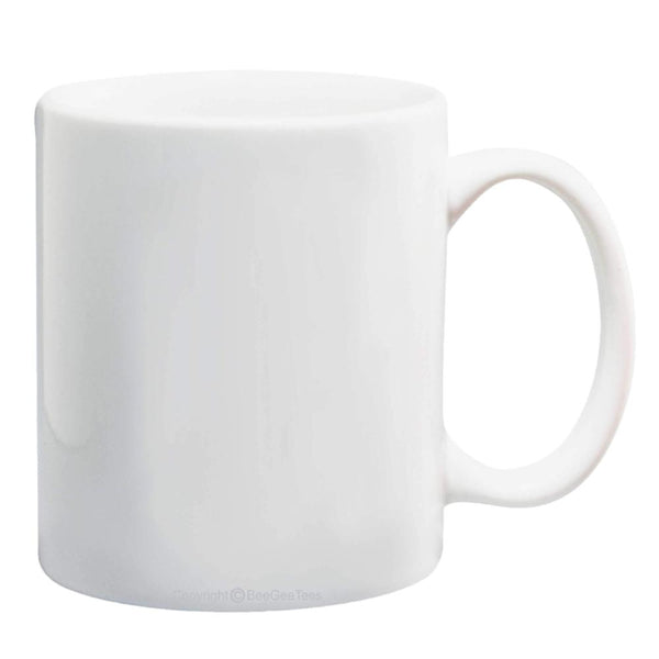 Customizable Coffee Mug 11 oz Ceramic