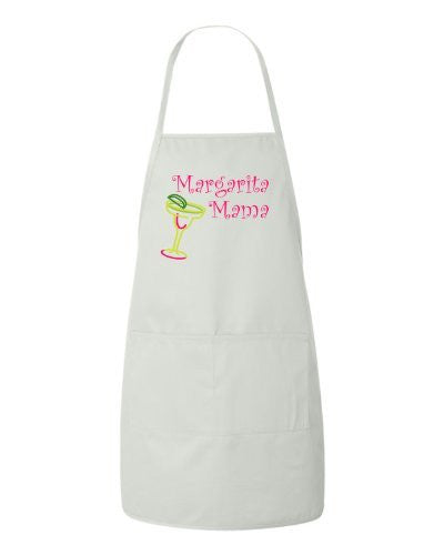 Margarita Mama - Mothers Day Gift Apron by BeeGeeTees