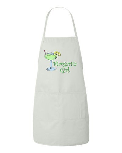 Margarita Girl - Mothers Day Apron by BeeGeeTees 00274