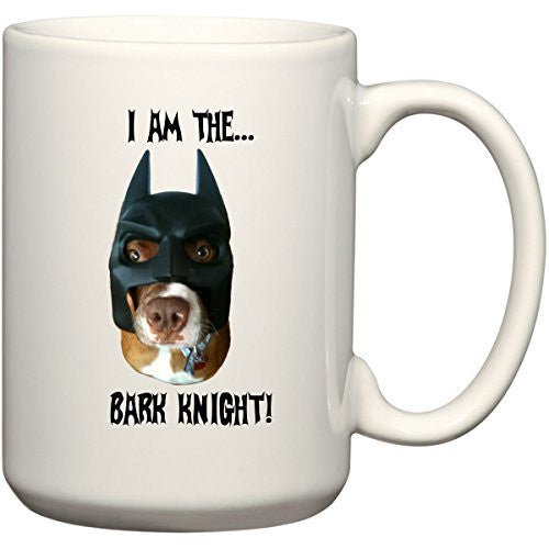I am...The Bark Knight by BeeGeeTees