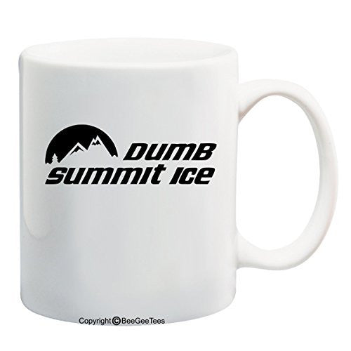 Nathan For You Dumb Summit Ice Coffee Mug or Tea Cup by BeeGeeTees®