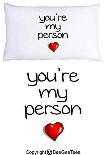Alex Torrens Soft Pillow Case Cover 20X30 Inch Two Side Printing Zippered Pillowcase I Could Only See You Valentine's Day Gift Pattern Popular Design