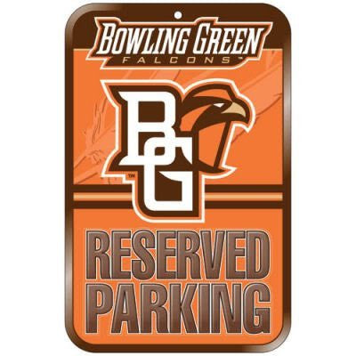 Bowling Green Falcons Official Logo 11x17 Sign