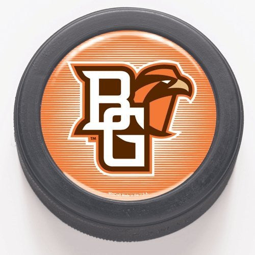 Bowling Green Falcons Official NCAA Official Size Hockey Puck by Wincraft