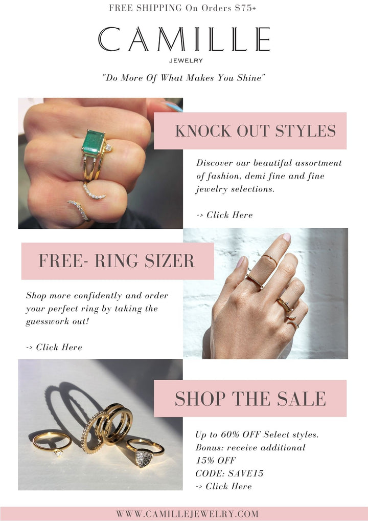 What ring is are you? Complementary ring sizer